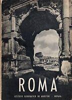 ROMA ISTITUTO GEOGRAFICO DE AGOSTINI