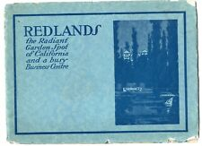 Early 1900's Views of Redlands, California