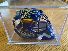 Grant Fuhr St. Louis Blues Sp Upper Deck Mask Collection Mini Masks Rare