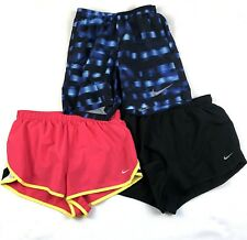 Lot of 3 Nike Tempo Running / Athletic Shorts DRI-FIT Women's S Small