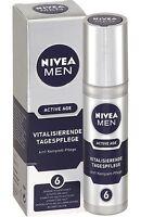 NIVEA MEN Active Age Anti-Falten Tagespflege 50ml mit Creatin & Coffein Creme