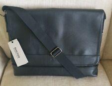 NEW! - Kenneth Cole Reaction Men's Pebbled Messenger Bag MSRP $160
