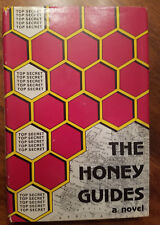 The Honey Guides a novel by Hunter North, HC 1973- SIGNED - Rare