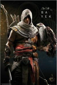 Loot Gaming Crate   Assassin's Creed: Origins - Bayek - Gaming Poster   NEW