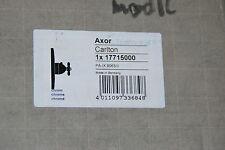 Hansgrohe 17715000 17715 Axor charlton ducha cromo brausethermostat termostato