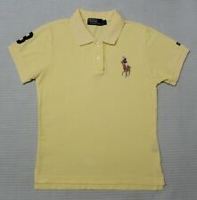 Ralph Lauren Big Pony Men's Polo Shirt Size Small