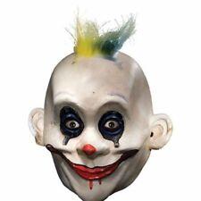 THE DARK KNIGHT Clown Batman Joker Bank Robbery Grumpy Mask