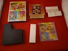 Quattro Adventure (Nintendo Entertainment System, 1991) NES COMPLETE w/ Box