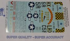 Microscale Decal 1:48 Scale #MS48-1107 / Mustang Ace of  8th Air Force: 364th
