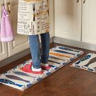 Fish Soft Floor Rug Carpet Bath Pedestal Mat Bathroom Shower Toilet Non slip Pad