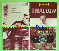 CD singolo Sleeper Swallow UK 1994 SLEEP 002 CD CARDSLEEVE no lp vhs mc(S18)