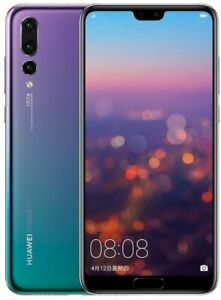 Huawei P20 Pro 128GB Three Twilight 4G Android Mobile Smart Phone Cracked Screen