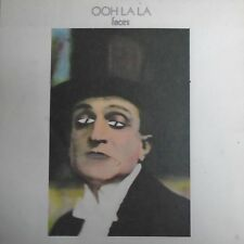 FACES - Ooh La La ~ GATEFOLD GIMMICK SLEEVE VINYL LP + POSTER