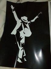 Michael Jackson Moonwalker Poster Promotional Promo Home Video Store Vintage