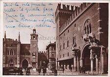 FERRARA - Palazzo del Podestà - Torre dell'Orologio - Fotocelere Campassi Torino