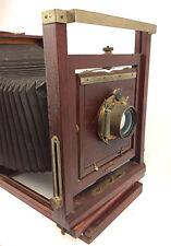 Antique Gundlach Korona  8  x 10 Large Format Wooden Camera