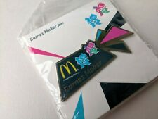 2012 London Olympics Gamesmaker Pin - Multi-coloured