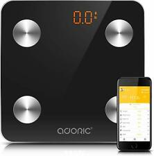 Scale Body Fat Bluetooth Body Composition For Phones Andriod And Ios