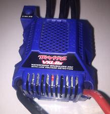 TRAXXAS VELINEON VXL-8S Waterproof Brushless ESC 3496 XMAXX