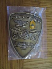 "New 1st Cavalry 4th Brigade ""Warriors"" Commander Team Award For Excellence!"