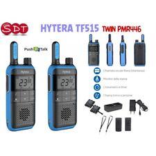 HYTERA TF515  TWIN (COPPIA) RADIO RICETRASMITTENTE PMR446