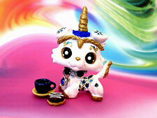 "Littlest Pet Shop OOAK Collie Dog Unicorn ""Unidog"" LPS custom Figure"