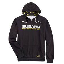 Subaru Motorsports USA Hoodie Impreza Sti Wrx Rally Racing Sweatshirt Genuine