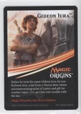 2015 Magic: The Gathering - Origins #NoN Magic Origins: Gideon Jura's Story 0c4