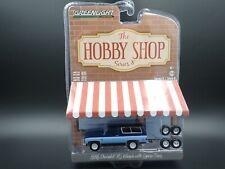 GREENLIGHT 1986 CHEVROLET K5 BLAZER TRUCK WIT SPARE TIRES HOBBY SHOP SERIES 8