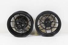 2017 Honda Grom MSX125 MSX 125 Front Rear Wheel Rim SET 12x3.5 12x2.75 STRAIGHT