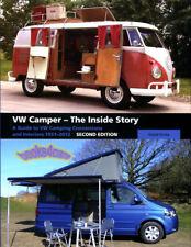 VOLKSWAGEN CAMPER BOOK INSIDE STORY WESTFALIA VAN VW ECCLES TRANSPORTER 51-05