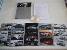 MERCEDES BENZ dossier de presse media press kit Francfort 2011 - C63 AMG black