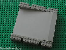 Quai gris clair LEGO Train OldGray platform ref 2642 / set 4554 2150 6541 6542..