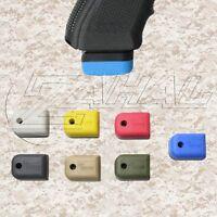IMI Defense Rubberized Color Floorplate / Floor Plate for Glock Magazines - PFP2
