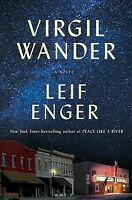Virgil Wander, Hardcover by Enger, Leif, Like New Used, Free P&P in the UK