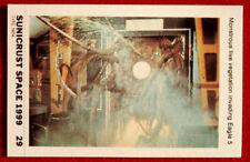 SPACE 1999 - VEGETATION INVADING EAGLE 5 - EX SUNICRUST Card #29 Australia 1975