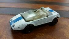 RARE Vintage HOT WHEELS 1969 JACK RABBIT - REDLINE TIRES - ENGINE HOOD OPENS