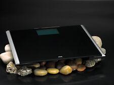 ADE Digitale Personenwaage Waage Agneta in schwarz bis 180 kg - 100g Schritte