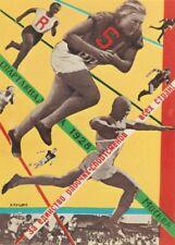 Russian Propaganda Constructivism MOSCOW ALL-UNION OLYMPIAD G.Klutsis Poster