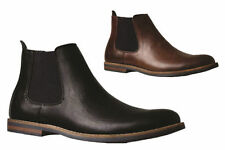 Slip On Solid Boots for Men