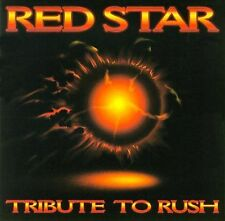 Red Star: Tribute to Rush by Various Artists (CD, Sep-1999, Dwell Ministries)