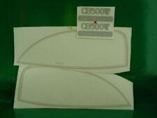 HONDA CB 500 T moto nera adesivi stickers