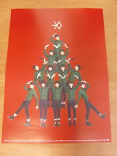 EXO - MIRACLES IN DECEMBER (CHINESE VER.) [OFFICIAL] POSTER K-POP EXO-K EXO-M