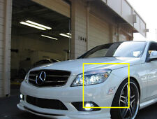 W204 Front Parking Led Light bulbs no error hid white For Benz C-Class 2012
