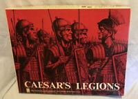 Vintage 1975 Avalon Hill Roman War Board Game - CAESAR'S LEGIONS