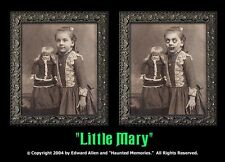 LITTLE MARY 5x7 Haunted Memories Changing Portrait