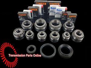 Land Rover Freelander 2 6 Speed Gearbox Bearing & Oil Seal Repair Kit