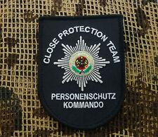 Feldjäger Personenschutzkommando Patch MP # Military Police # Militärpolizei