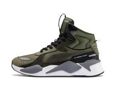 Puma Men's RS-X Mid Utility Shoes NEW AUTHENTIC Burnt olive  369821 01 SZ:9