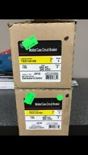GE Molded Case Circuit Breaker- TED136020